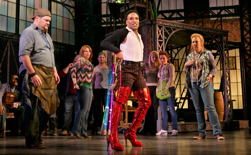 Kinky Boots promotional picture
