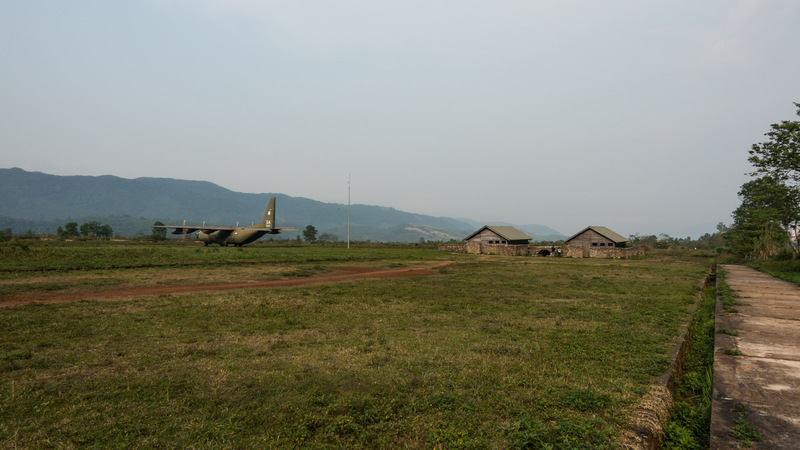 bunkers at Khe Sanh